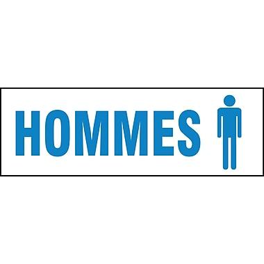 Restroom Signs, Hommes, SEE304