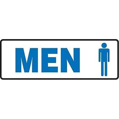 Restroom Signs, Men, SAX667