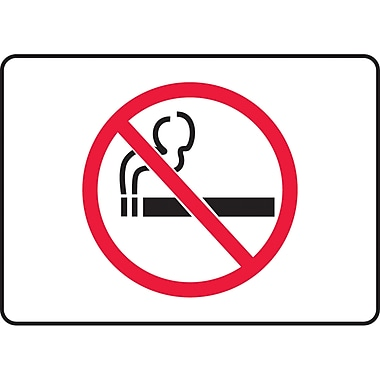 Safety Signs and Identification, Smoking Control, No Smoking, SAT048