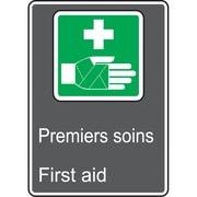 "Canadian Standards Association Identification Safety Signs, 10"", English, SAV206"