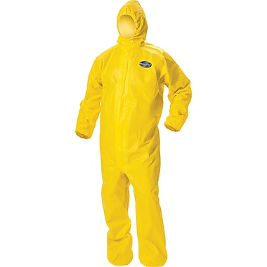 Kleenguard A70 Coveralls, 3X-Large, 6/Pack