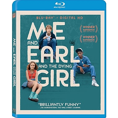 Me and Earl and the Dying Girl (Blu-ray)