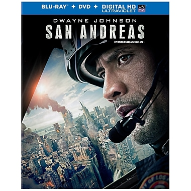 San Andreas (Blu-ray/DVD)