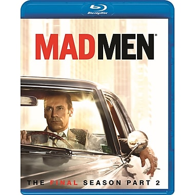 Mad Men: Final Season Part 2 (Blu-ray)