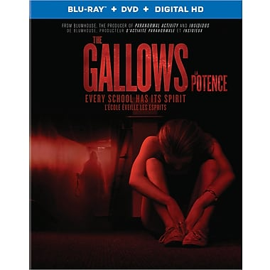 The Gallows (Blu-ray/DVD)