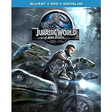 Jurassic World (Blu-ray/DVD)