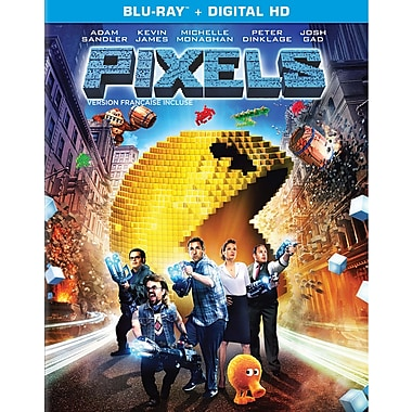 Pixels (Blu-ray/DVD)