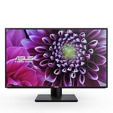 Asus - Moniteur à DEL rétroéclairé ergonomique PA328Q 4K/UHD 3840x2160 IPS DisplayPort & Mini DP HDMI, 32 po