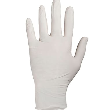 Horizon Disposable Latex Gloves In 4 Mil Thickness, X-Large, 3/Pack