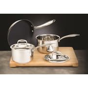 Paderno 5-Piece Copperline Cookware Set