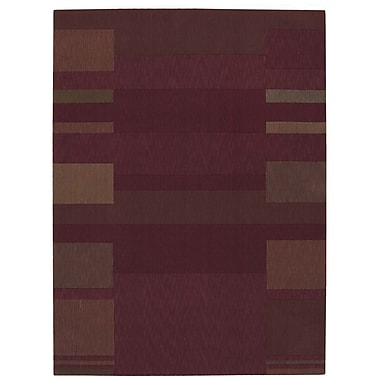 Calvin Klein Rugs Loom Select Brick Area Rug; 2' x 2'9''