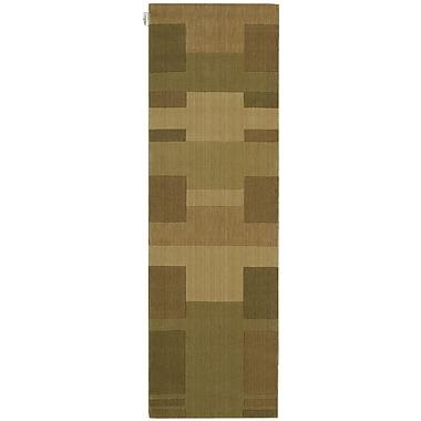 Calvin Klein Rugs Loom Select Gold Area Rug; Runner 2'3'' x 7'5''