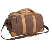 Canyon Outback Leather Stilson 20'' 2 Wheeled Travel Duffel