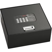 QNN Safe Top Open Key Lock Safe 0.2 CuFt
