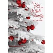 Joyeux Noël à vous et votre famille, Décorations, 18/paquet
