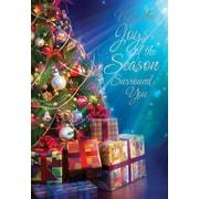 Joys of the Season, Christmas Tree, 18/Pack