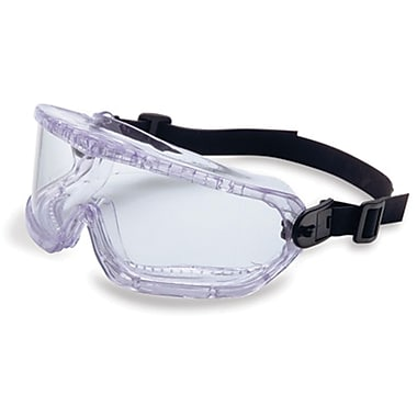 V-maxx Safety Goggles, Clear, Indirect Vent Goggles, 12/Pack