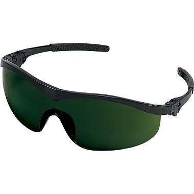 Eyewear Storm Black Frae Shade 5 Lens, SAK102, 12/Pack