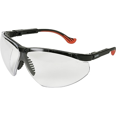 Genesis Xc, Clear, 6, Eye Protection Type, Safety Eyewear