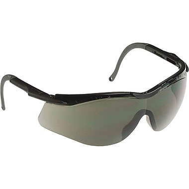 N-vision T5650 Series Universal Comfort Bridge System, Smoke, 6, Eye Protection Lens Colour, Smoke