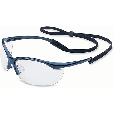 Vapor, Clear, 36, Eye Protection Type, Safety Eyewear