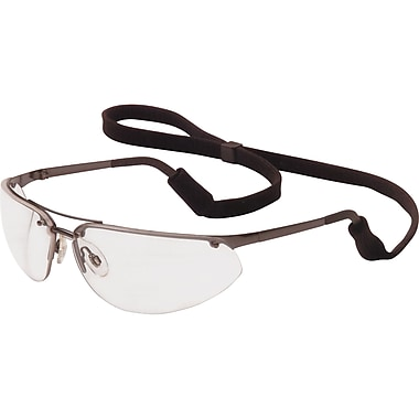 Fuse Safety Eyewear, Clear, 12/Pack