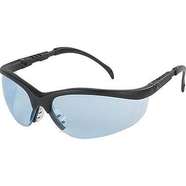 Klondike, Light Blue, 36, Eye Protection Type, Safety Eyewear