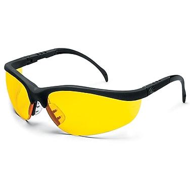 Klondike, Amber, 36, Eye Protection Type, Safety Eyewear