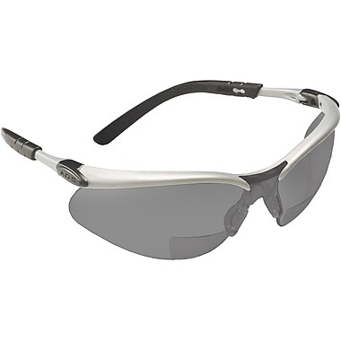 3M BX Eyewear With Reader Lens, Grey, 4