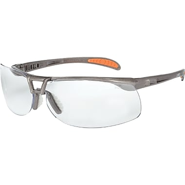 Protege Uvextreme Af, Clear, Safety Eyewear, 12/Pack