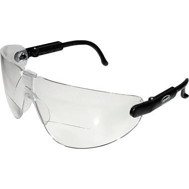 Safety Eyewear, Clear, 5, Dioptre, +1.5
