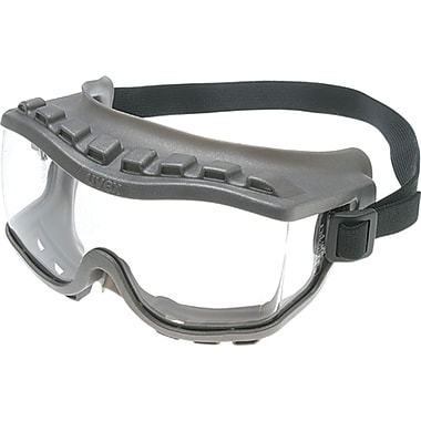 Safety Eyewear, Clear, Direct Vent, SAP498, 12/Pack