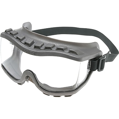 Safety Eyewear, Clear, Closed Vent, SAP499, 12/Pack
