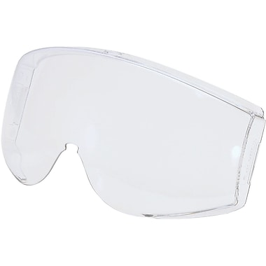 Stealth, Replacement Lenses, Safety Eyewear, Clear, SAQ912, 12/Pack