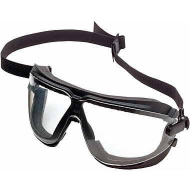 3M Fectoggles Safety Goggles, Clear, 4, SAQ932