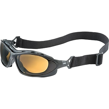 Safety Eyewear, 4, Frame Colour, Black