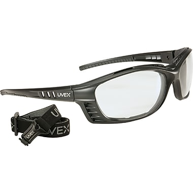 Safety Eyewear, Clear, 3, Certification, Csa Standard Z94.3