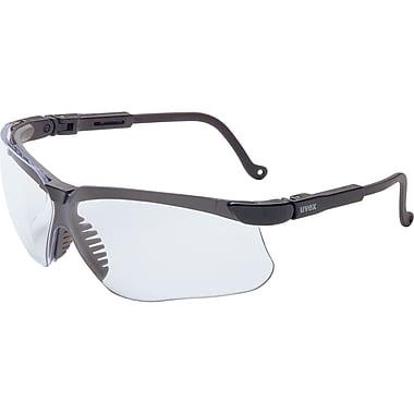 Safety Eyewear, Clear, 6, Lens Coating, Anti-fog