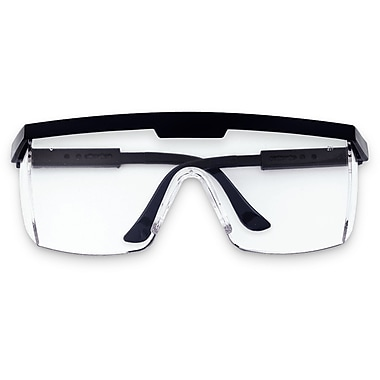 Glasses Excalibur Antiscratch Clear Black Fr