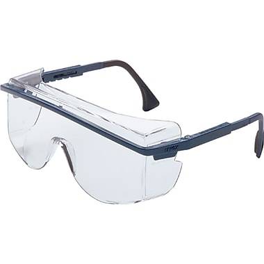 Astro Safety Eyewear, OTG 3001, Clear, UV Extreme, SE702, 12/Pack