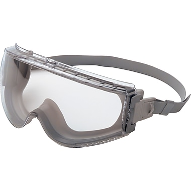 Stealth, Clear, 4, Eye Protection Type, Indirect Vent Goggles