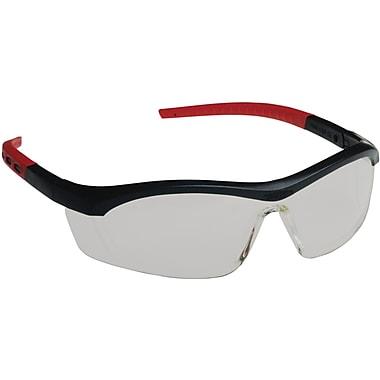 Eyewear Tornado F5 Clr Lens Blk Frame Straight