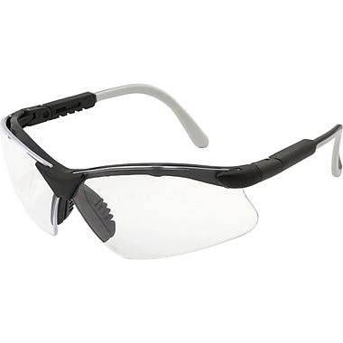 Z1600 Safety Glasses, Clear, 36, Eye Protection Lens Colour, Clear