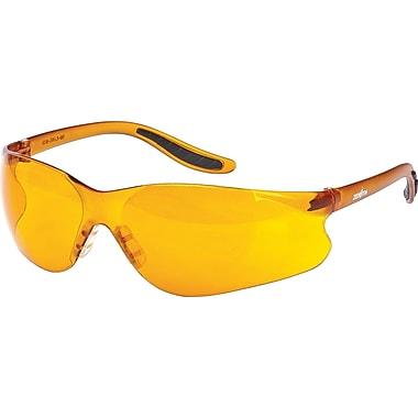 Z500 Safety Glasses, Orange, 36, Eye Protection Lens Colour, Orange