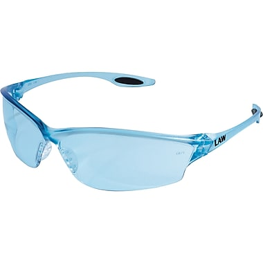 Eyewear Law Plus Light Blue Frame Blue Lens