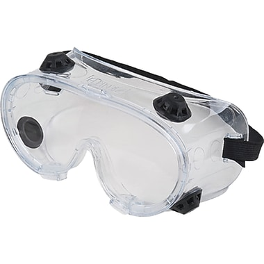 Z300 Eye Protection, 12, Eye Protection Type, Indirect Vent Goggles, 12/Pack