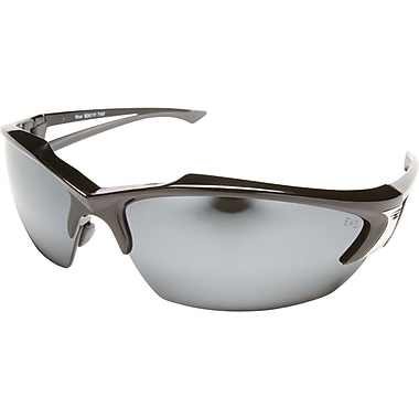 Khor Polarized Safety Eyewear, Silver, 2/Pack