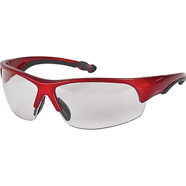 Z1900 Series Glasses, Clear, 36, Eye Protection Type, Safety Eyewear