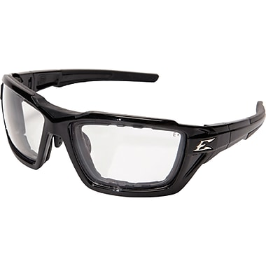 Steele Vapor Shield Eyewear, Clear, 2, Eye Protection Type, Safety Eyewear