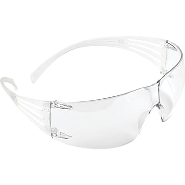 3M - Lunettes de protection SecureFit, transparentes, 36